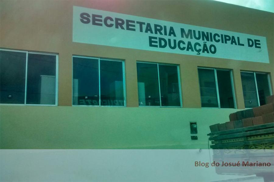 SEC EDUCAÇÃO