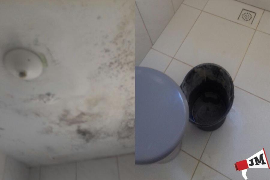 camara banheiro